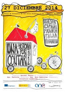 """""""A story to tell"""": il collettivo LunAzione sbarca in Spagna!"""