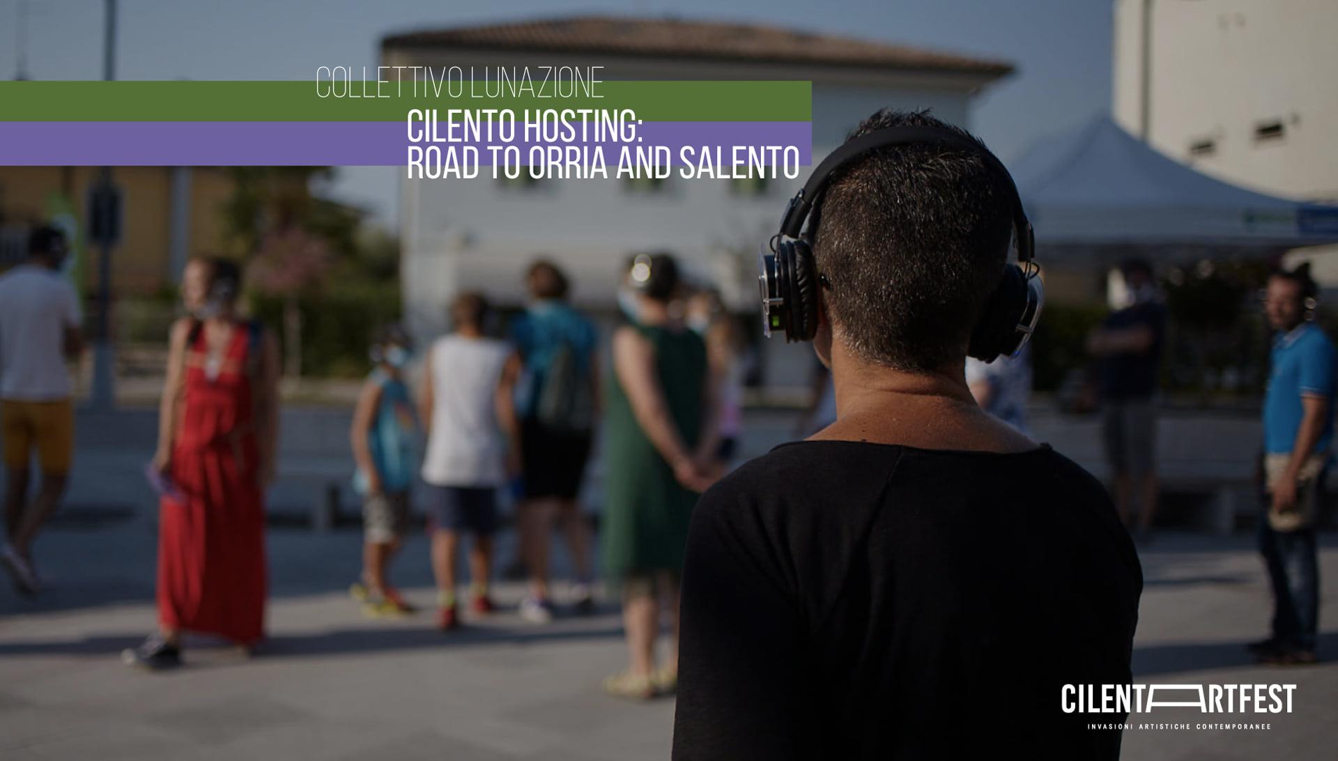 26-27 AGOSTO 2021   Cilento Hosting: Road To Salento